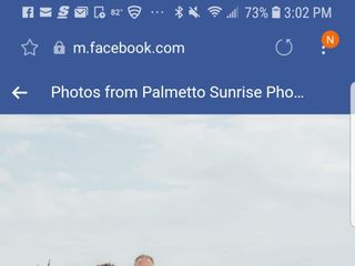 Palmetto Sunrise Photography 3