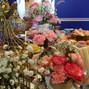 Lace & Ivory Floral Design 5