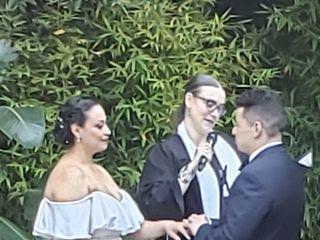 Rev. Mercy - Bilingual Wedding Officiant 2