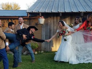 Chisholm Trail Rustic Venue 1
