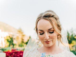 Utah Bridal Hair & Makeup 1