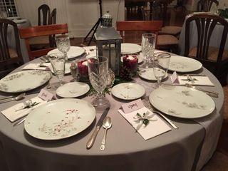 The Wedding Plate 5