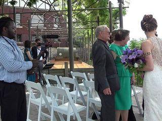 Pierre Nashville Wedding Videographer/photographer 1