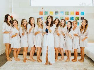 Jamie Lyn Cintron Salon Spa Wedding 5