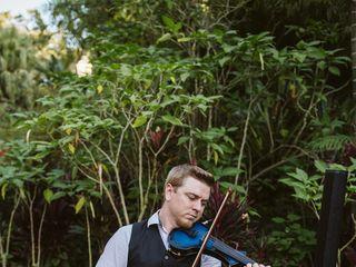 SRQ Violinist 2