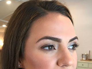 JJ Beams Makeup 2