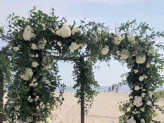 Beach Plum Floral Design 4