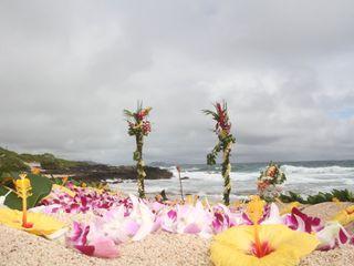 Sweet Hawaii Wedding 3