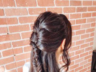 Hair by Leslie Barajas 3