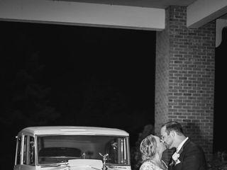 Classic Wedding Car 2
