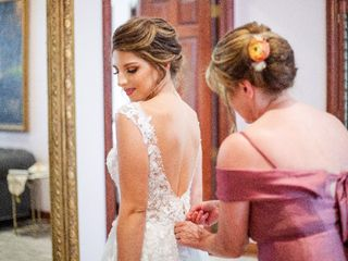 Lilly's Bridal Hair and Makeup 1