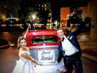 Memphis Wedding Car 5