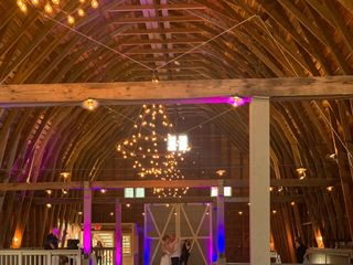 Weddings in the Barn at Owl & Olive 3