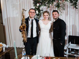 Andrii Liesnyi, Saxophonist & DJ 1