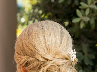 Wedding Hair by Jillian Rae 5