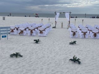 Florida Sunset Beach Wedding 5