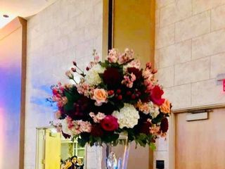 Farah & Nour LLC - Floral & Event Design 5