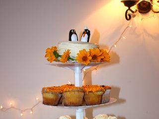 The Goose Chase Cake Design 1