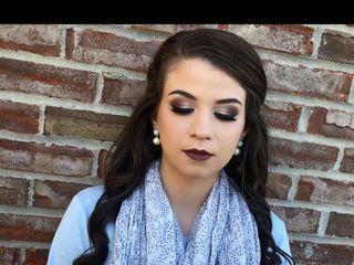 Lashira Davidson Makeup 4
