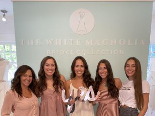 The White Magnolia Bridal Collection 1