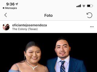 Oficiante Jose Mendoza 3