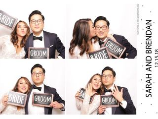 Sweet Booths Photo Booth 1