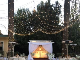 XL Entertainment Systems Inc. Draping & Lighting Decor 3