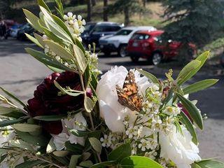 Oakes Fields Wedding Florist 1