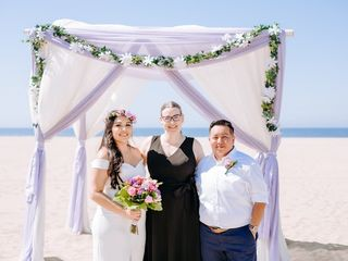 Rev. Mercy - Bilingual Wedding Officiant 1
