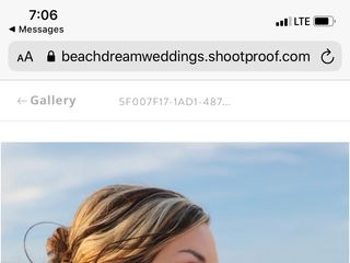 Beach Dream Weddings, LLC 3