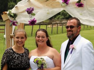 Sunshine Wedding Officiants 1