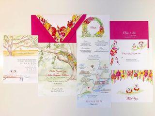 Hand-Painted Weddings 4