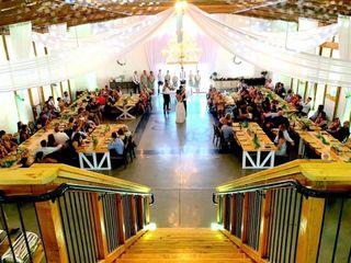 Southern Belle Wedding Barn 6