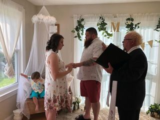 The Heart of the Matter - Wedding Officiants 1