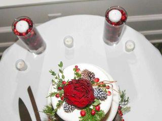 Sweet Weddings Cake Designs 6