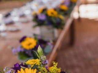 Sedona Mountain High Flowers 2