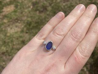 Lita Sea Glass Jewelry 1