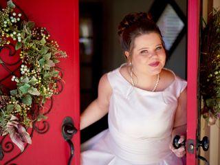 Gracyn Elizabeth Bride 2