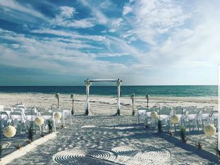 Gulf Beach Weddings 2