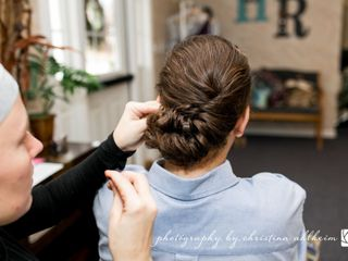 Nikki Creacy Hair Design & Makeup Artistry 1