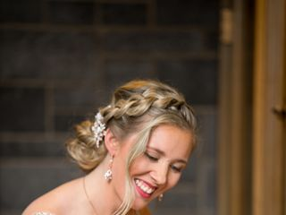 Brides On Main (on-site bridal hair and make-up) 2