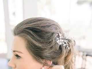 Paper Dolls Wedding Hair & Makeup 5
