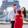 Proposal & Elopement in Paris 15