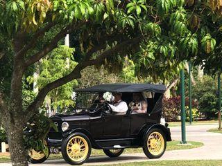 Model T Chauffeur Services 3