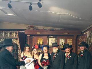 Tombstone Western Weddings 7