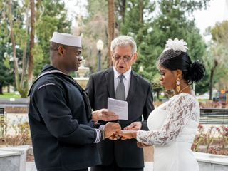 Sacramento, Roseville Wedding Officiant - Ken Birks 3