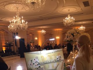Artistic i Wedding - Live Painting 4