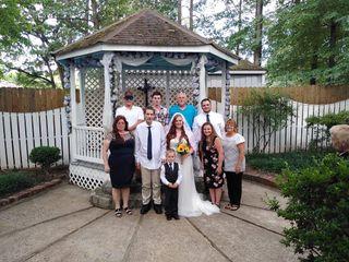 A Little Wedding Garden 7