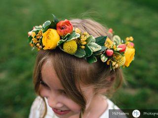 An Enchanted Florist at Skippack Village 5