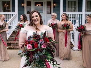 Rosy and Shaun Wedding Photography 1